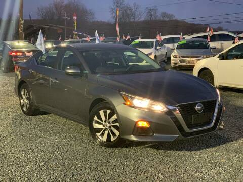 2020 Nissan Altima for sale at A&M Auto Sales in Edgewood MD
