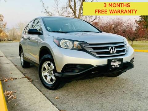 2014 Honda CR-V for sale at Boise Auto Group in Boise ID