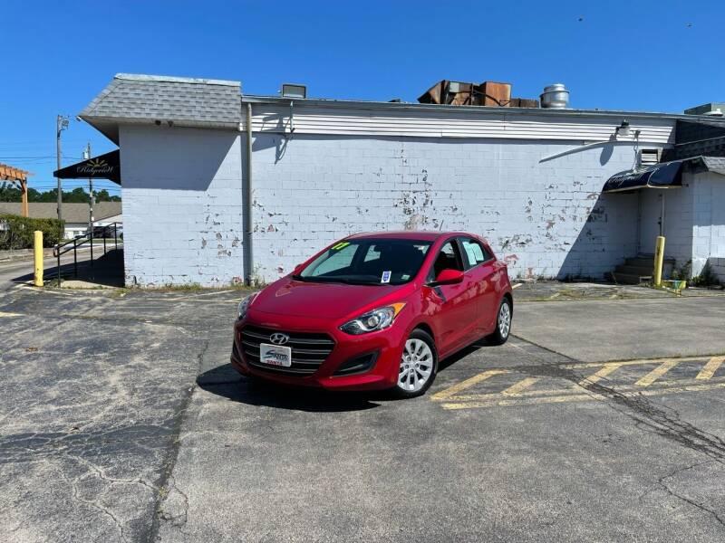 2017 Hyundai Elantra GT for sale at Santa Motors Inc in Rochester NY