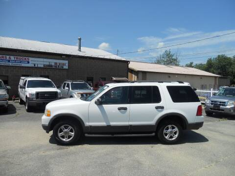 2003 Ford Explorer for sale at All Cars and Trucks in Buena NJ