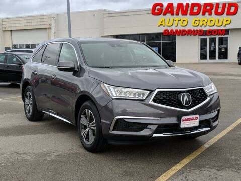 2017 Acura MDX for sale at Gandrud Dodge in Green Bay WI