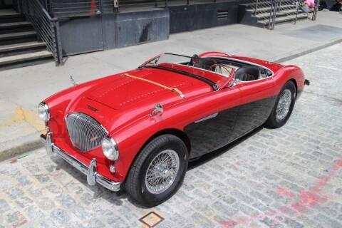 1956 Austin-Healey 100 - LeMans Conversion