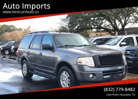 2014 Ford Expedition for sale at Auto Imports in Houston TX