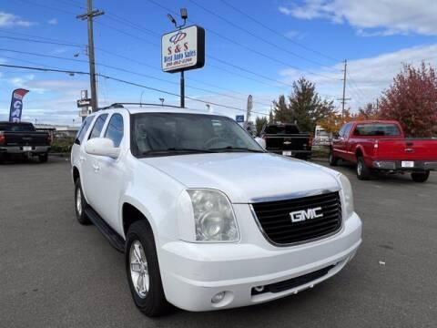 2011 GMC Yukon for sale at S&S Best Auto Sales LLC in Auburn WA