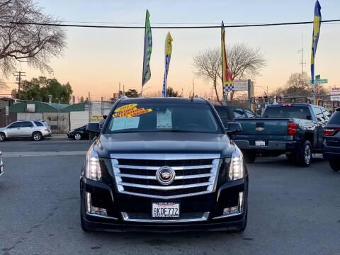 2015 Cadillac Escalade for sale at Stark Auto Sales in Modesto CA
