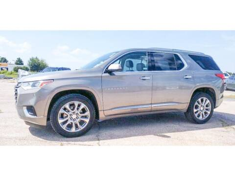 2018 Chevrolet Traverse for sale at Courtesy Value Pre-Owned I-49 in Lafayette LA