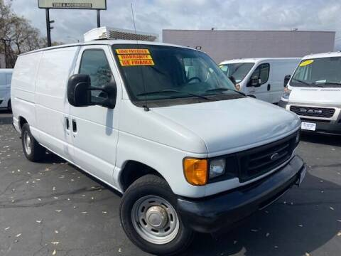 2006 Ford E-Series Cargo for sale at Auto Wholesale Company in Santa Ana CA
