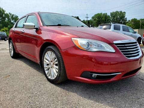 2011 Chrysler 200 for sale at H4T Auto in Toledo OH