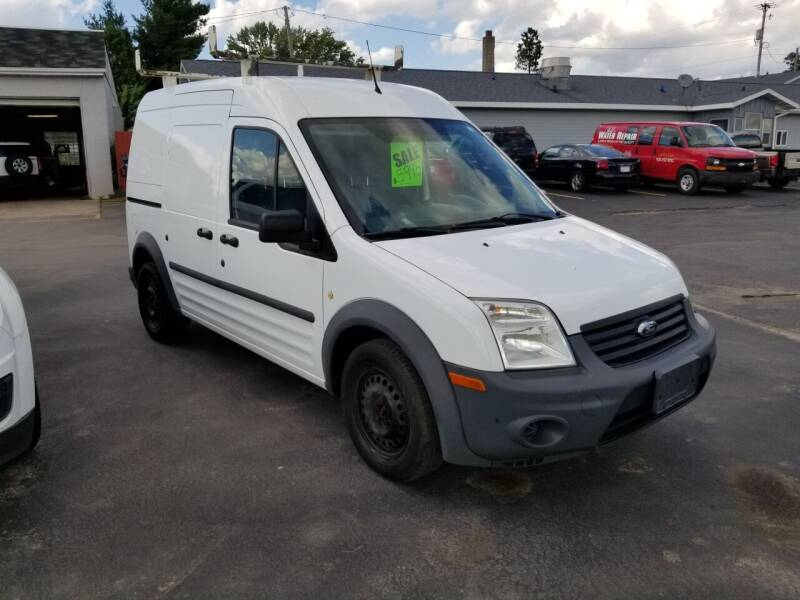 2012 Ford Transit Connect for sale at D AND D AUTO SALES AND REPAIR in Marion WI