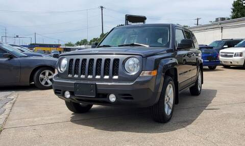 2016 Jeep Patriot for sale at International Auto Sales in Garland TX
