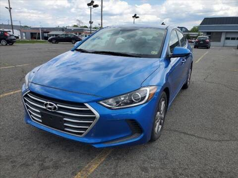 2017 Hyundai Elantra for sale at Auto Connection in Manassas VA