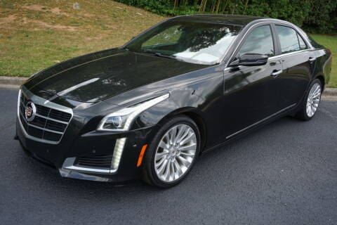 2014 Cadillac CTS for sale at Modern Motors - Thomasville INC in Thomasville NC
