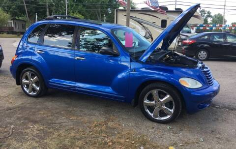 2003 Chrysler PT Cruiser for sale at Antique Motors in Plymouth IN