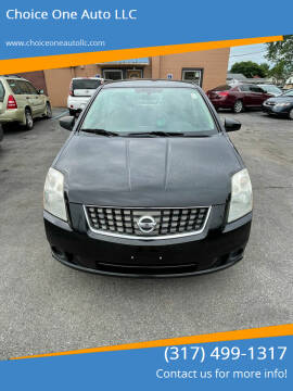 2007 Nissan Sentra for sale at Choice One Auto LLC in Beech Grove IN