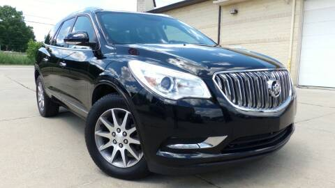 2017 Buick Enclave for sale at Prudential Auto Leasing in Hudson OH