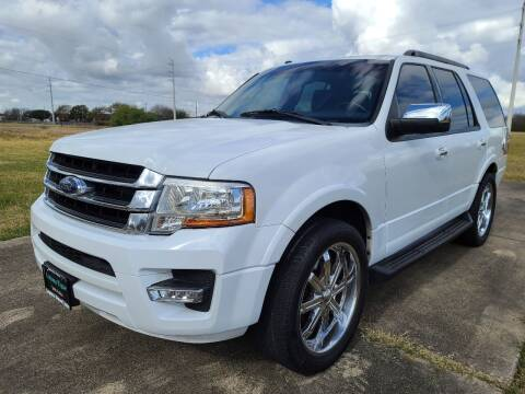 2016 Ford Expedition for sale at Laguna Niguel in Rosenberg TX