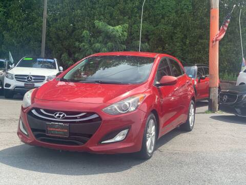2014 Hyundai Elantra GT for sale at Bloomingdale Auto Group - The Car House in Butler NJ
