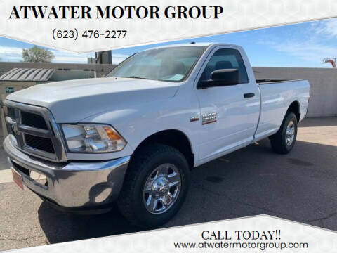 2015 RAM Ram Pickup 2500 for sale at Atwater Motor Group in Phoenix AZ