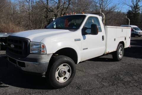 2005 Ford F-350 Super Duty for sale at K & R Auto Sales,Inc in Quakertown PA