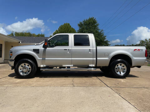 2010 Ford F-250 Super Duty for sale at H3 Auto Group in Huntsville TX