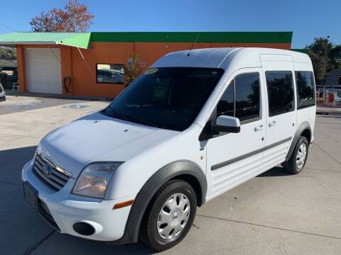 2012 Ford Transit Connect for sale at Galaxy Auto Service, Inc. in Orlando FL