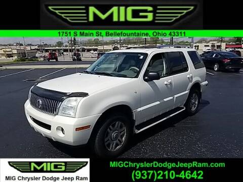 2003 Mercury Mountaineer for sale at MIG Chrysler Dodge Jeep Ram in Bellefontaine OH