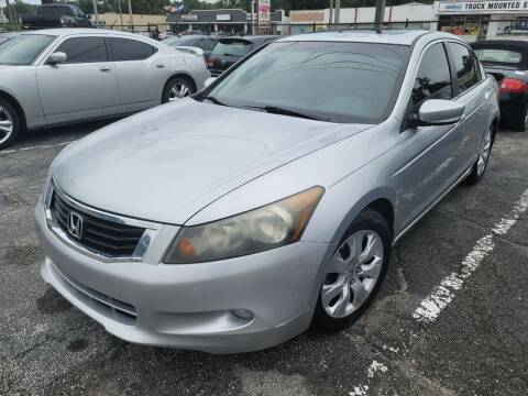 2009 Honda Accord for sale at Castle Used Cars in Jacksonville FL