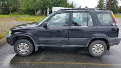 1998 Honda CR-V for sale at Great Alaska Car Co. in Soldotna AK