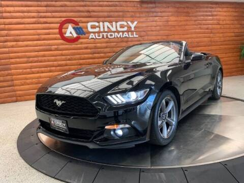 2015 Ford Mustang for sale at Dixie Motors in Fairfield OH