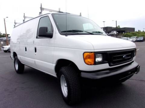 2006 Ford E-Series Cargo for sale at Delta Auto Sales in Milwaukie OR