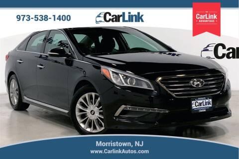 2015 Hyundai Sonata for sale at CarLink in Morristown NJ