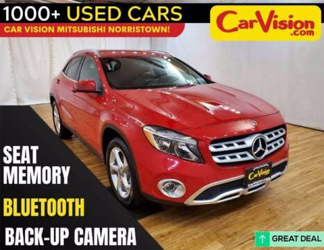 2018 Mercedes-Benz GLA for sale at Car Vision Buying Center in Norristown PA