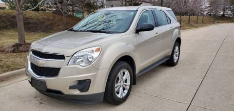 2011 Chevrolet Equinox for sale at Western Star Auto Sales in Chicago IL