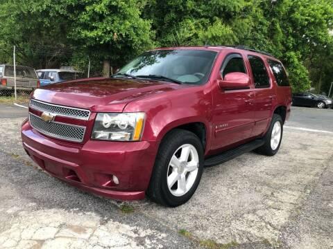 2007 Chevrolet Tahoe for sale at Atlas Auto Sales in Smyrna GA