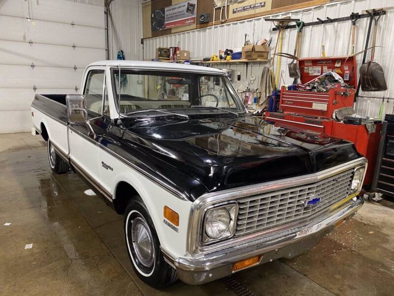 1972 Chevrolet C/K 10 Series for sale in Brookings, SD