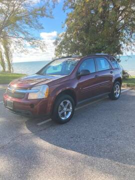 2007 Chevrolet Equinox for sale at Hines Auto Sales in Marlette MI