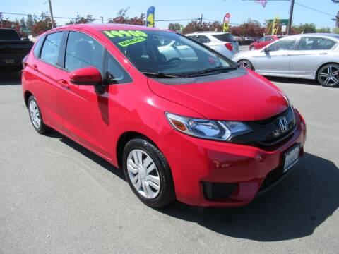 2015 Honda Fit for sale at Tonys Toys and Trucks in Santa Rosa CA