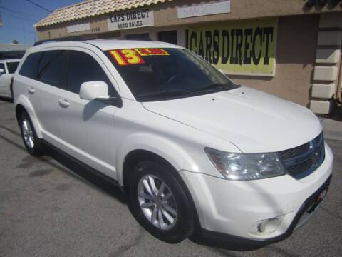 2013 Dodge Journey for sale at Cars Direct USA in Las Vegas NV