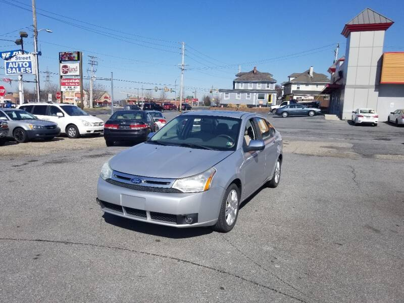 2011 Ford Focus for sale at 25TH STREET AUTO SALES in Easton PA
