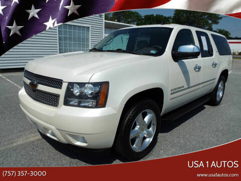 2011 Chevrolet Suburban for sale at USA 1 Autos in Smithfield VA