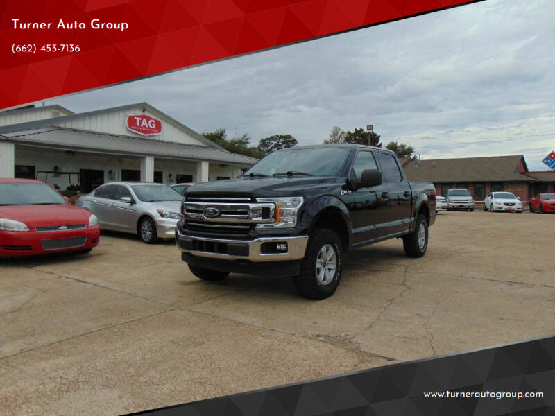 2019 Ford F-150 for sale at Turner Auto Group in Greenwood MS