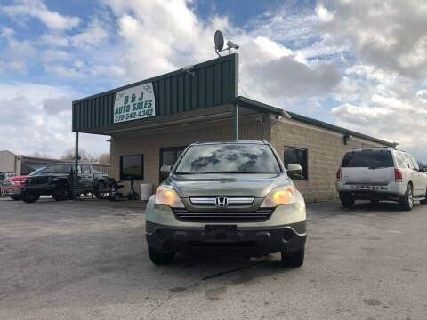 2008 Honda CR-V for sale at B & J Auto Sales in Auburn KY