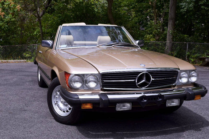 1981 Mercedes-Benz 380-Class for sale at Bill Dovell Motor Car in Columbus OH