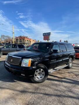 2006 Cadillac Escalade ESV for sale at Big Bills in Milwaukee WI