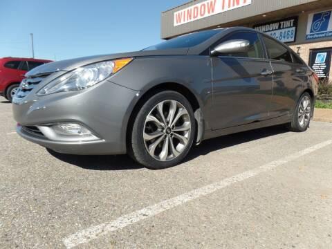 2013 Hyundai Sonata for sale at Flywheel Motors, llc. in Olive Branch MS