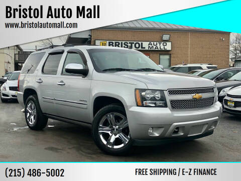 2011 Chevrolet Tahoe for sale at Bristol Auto Mall in Levittown PA