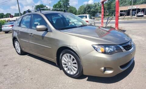 2008 Subaru Impreza for sale at Nile Auto in Columbus OH