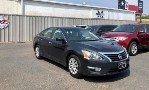 2014 Nissan Altima for sale at Chaparral Motors in Lubbock TX