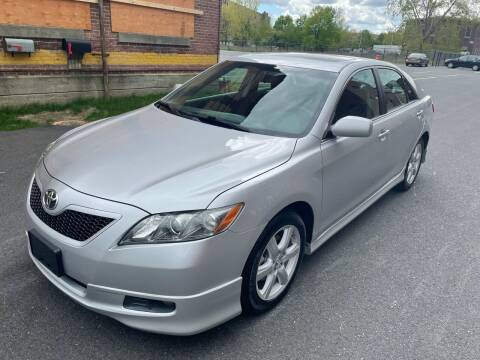 2009 Toyota Camry for sale at Tony Luis Auto Sales & SVC in Cumberland RI