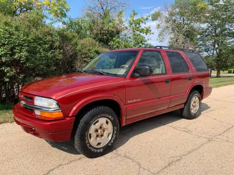 1999 Chevrolet Blazer for sale at All Star Car Outlet in East Dundee IL